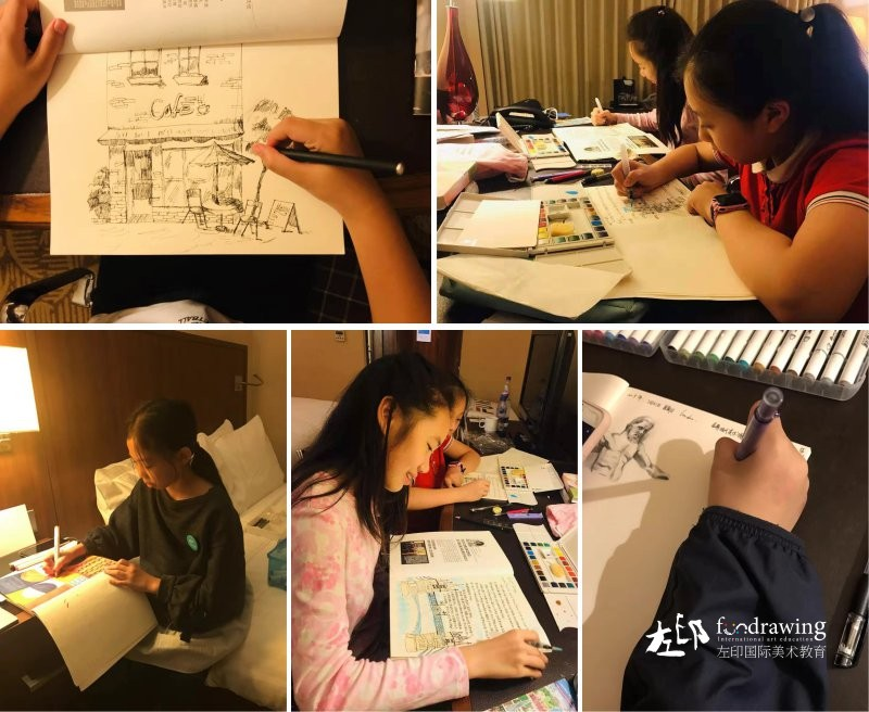 左印,深圳少儿美术培训,少儿美术培训加盟,美术教育,少儿培训,国际教育
